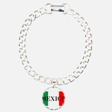 Mexico Flag Colors Bracelet