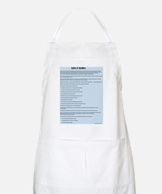 How It Works Apron