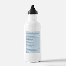 How It Works Water Bottle