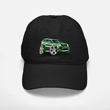 Jeep Cherokee Green Truck Baseball Hat
