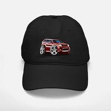 Jeep Cherokee Maroon Truck Baseball Hat