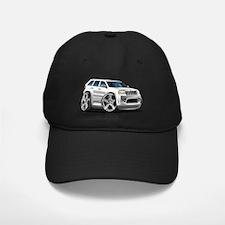 Jeep Cherokee White Truck Baseball Hat