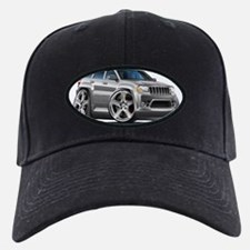 Jeep Cherokee Silver Truck Baseball Hat