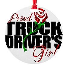 truckersgirl Ornament