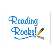 Reading Rocks Postcards (Package of 8)
