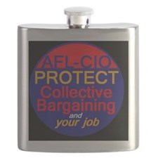 Collective Bargaining Flask