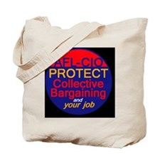 Collective Bargaining Tote Bag