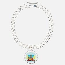 Wave Buddha Bracelet