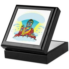Wave Buddha Keepsake Box