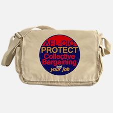 Collective Bargaining Messenger Bag