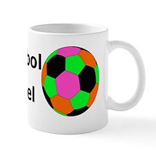 Futbol Fuel, Soccer Stein Mug