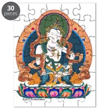 Vajrasattva-300 Puzzle