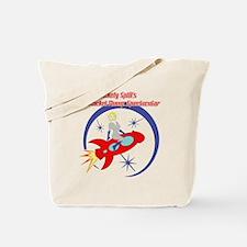 Red_Rocket1 Tote Bag