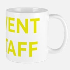 Event Staff Yellow Mug