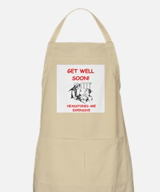 GET WELL soon Apron