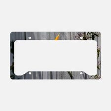 Finding A Way Out License Plate Holder