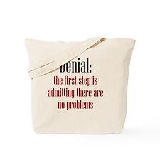 denial_rnd1 Tote Bag