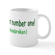 housebroken_bs1 Mug