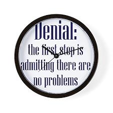 denial2 Wall Clock
