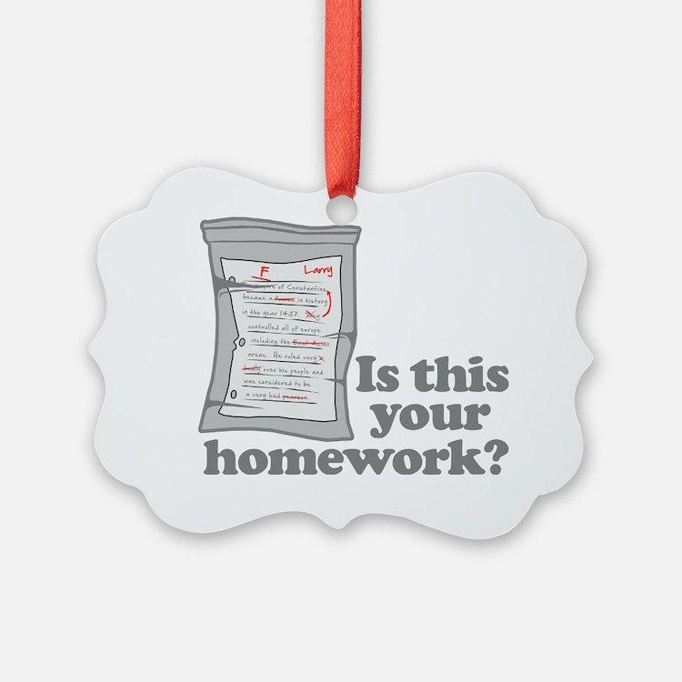Homework3 Ornament