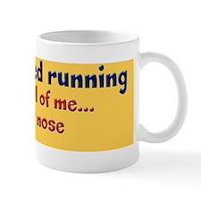 started-running_bs2 Mug
