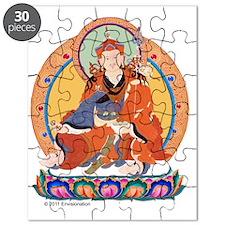 Guru Rinpoche/Padmasambhava Puzzle