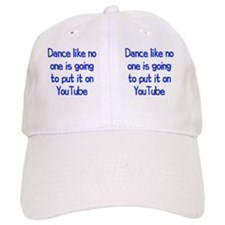youtube_mug2 Baseball Cap