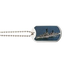 chevalier ddr rectangle magnet Dog Tags