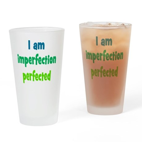 imperfection_tall1 Drinking Glass