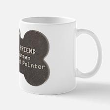 Friend Pointer Mug