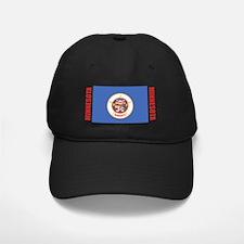 LP-minnesota-flag Baseball Hat