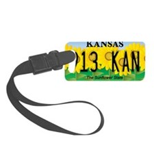 ks_lp_sunflower_state_for_cp_lp Luggage Tag