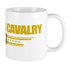 3rd Texas Cavalry (flag 10) pocket Mug