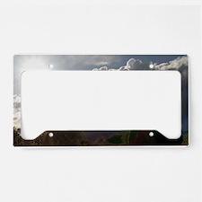 rock1 License Plate Holder