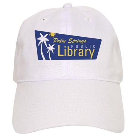 Palm Springs Library Cap