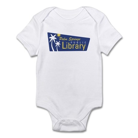 Palm Springs Library Infant Bodysuit