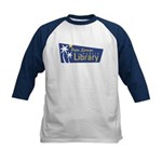 Palm Springs Library Kids Baseball Jersey