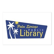 Palm Springs Library Postcards (Package of 8)
