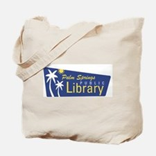 Palm Springs Library Tote Bag