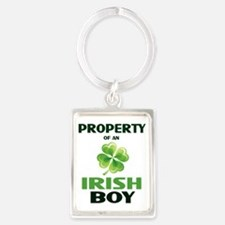 prop-irish Portrait Keychain