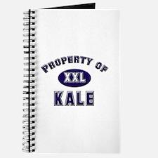 Property of kale Journal