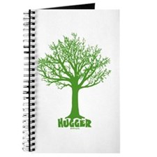 TREE hugger (dark green) Journal