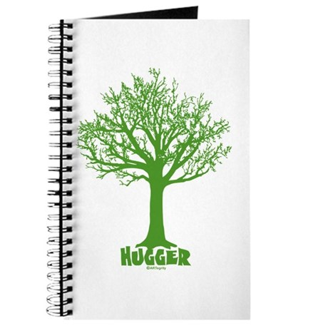 TREE hugger (dark green) Journal