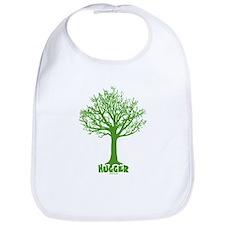 TREE hugger (dark green) Bib