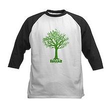 TREE hugger (dark green) Tee