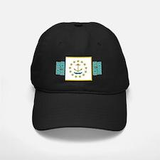 Rhode Island Flag Baseball Hat