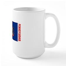 LP-pennsylvania-flag Mug
