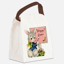 HOPPY Easter Canvas Lunch Bag