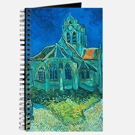 van gogh church Journal