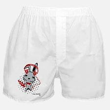 Lazy Rabbit 2 Boxer Shorts